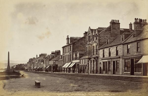 Clyde Street, Helensburgh
