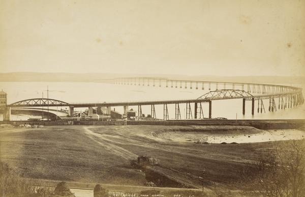 Tay Bridge From the North