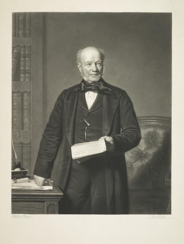 Sir George Simpson, 1792 - 1860. Governor of the Hudson's Bay Territories