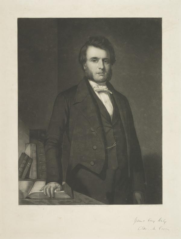 David M. Croom (Published 1853)