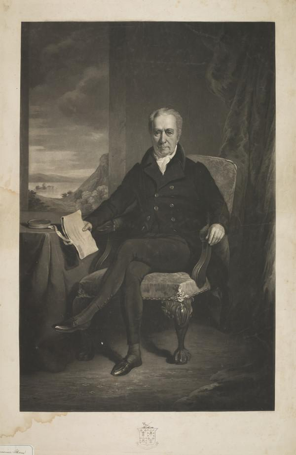 The Right Honourable William Adam, 1751 - 1838, of Blair Adam (Published 1833)