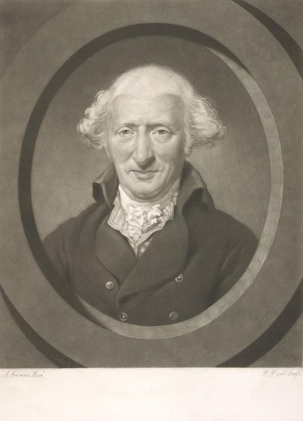 Mark Sprot, c 1743 - 1808. Financier
