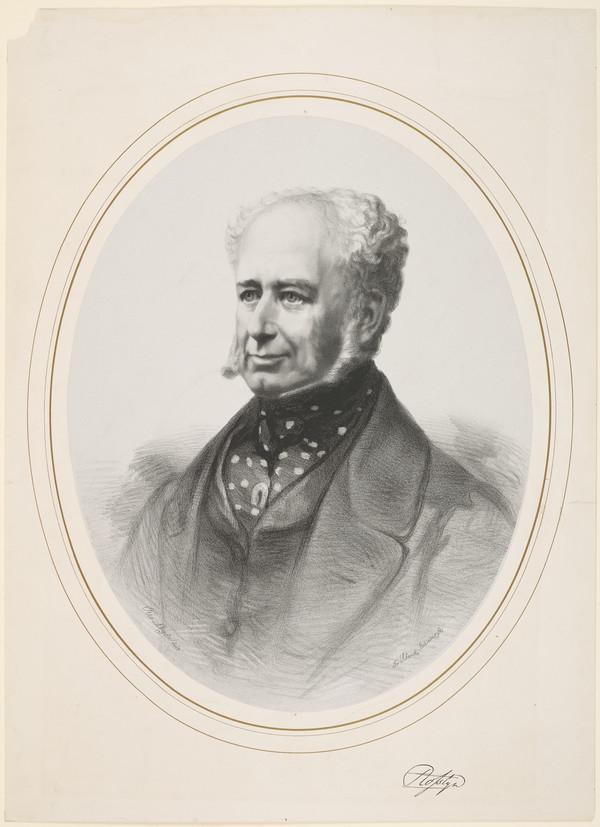 James Alexander Erskine, 3rd Earl of Rosslyn, 1802 - 1866