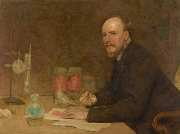 Sir James Dewar, 1842 – 1923. Chemist (1927)