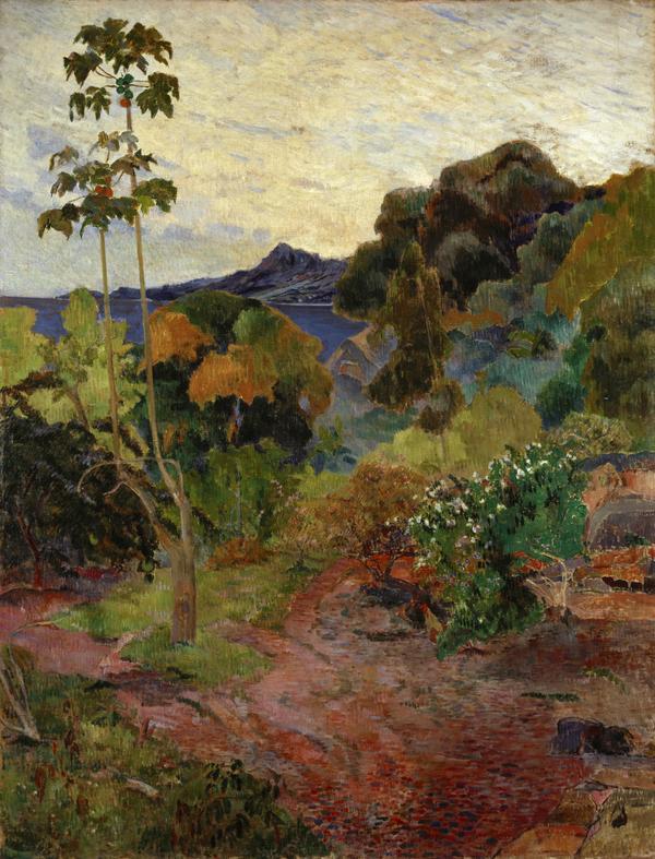 Martinique Landscape (1887)