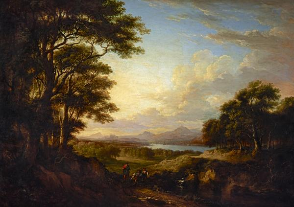 A Distant View of Stirling (1827)
