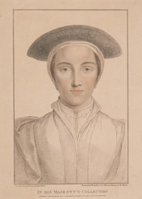 Anne (of Cleves), 1515 - 1557. 4th Queen of Henry VIII