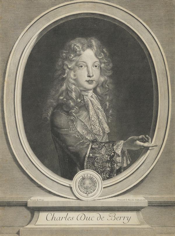Charles Duc de Berry (1698)