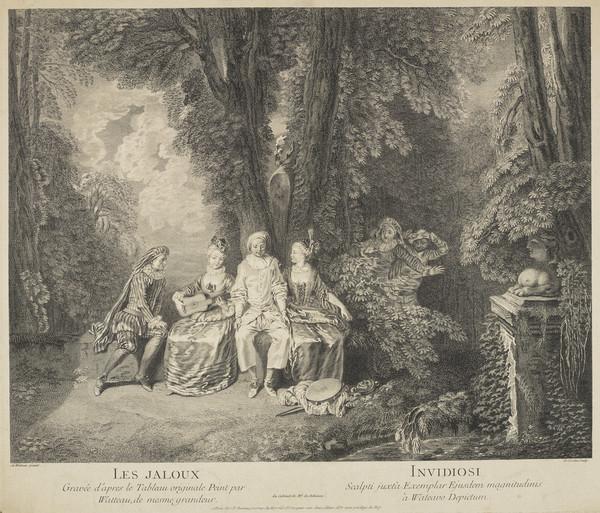 Les Jaloux - Individiosi