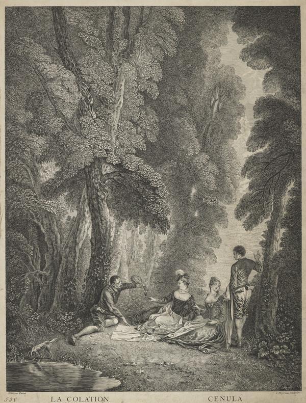La Colation - Cenula (1729)