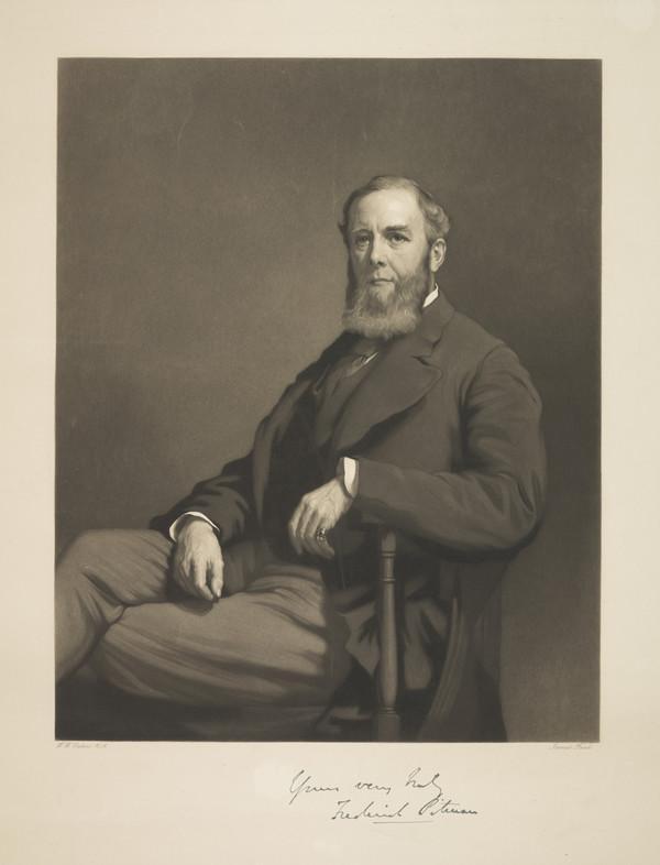 Frederick Pitman. Writer to the Signet