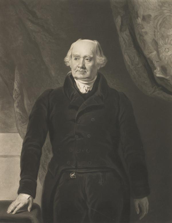 Sir John Marjoribanks of Lees, 1763 - 1833