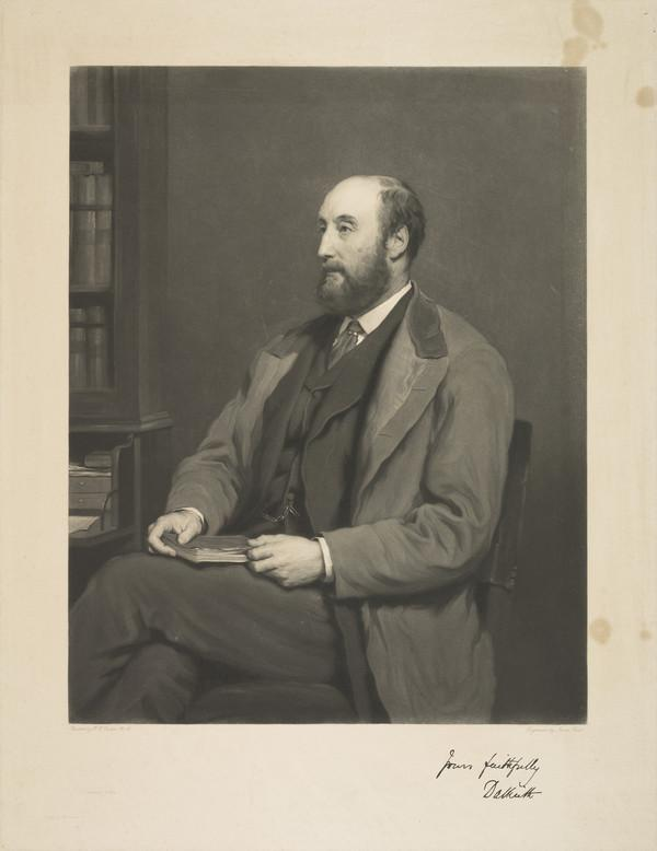 William Henry Walter Montagu-Douglas-Scott, 6th Duke of Buccleuch and 8th Duke of Queensberry, 1831 - 1914