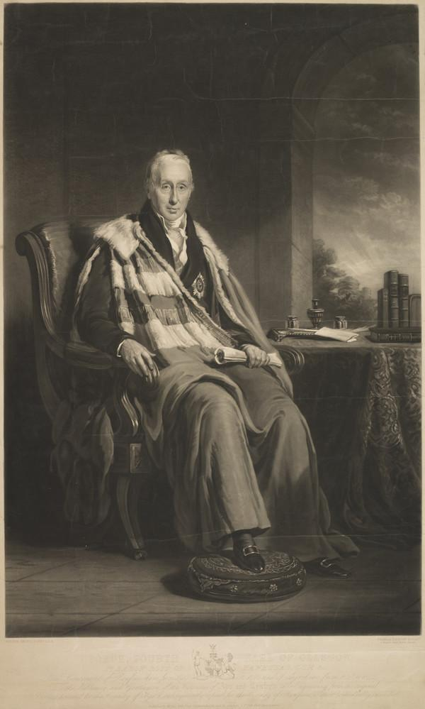 George Boyle, 4th Earl of Glasgow, 1766 - 1843 (Published 1844)
