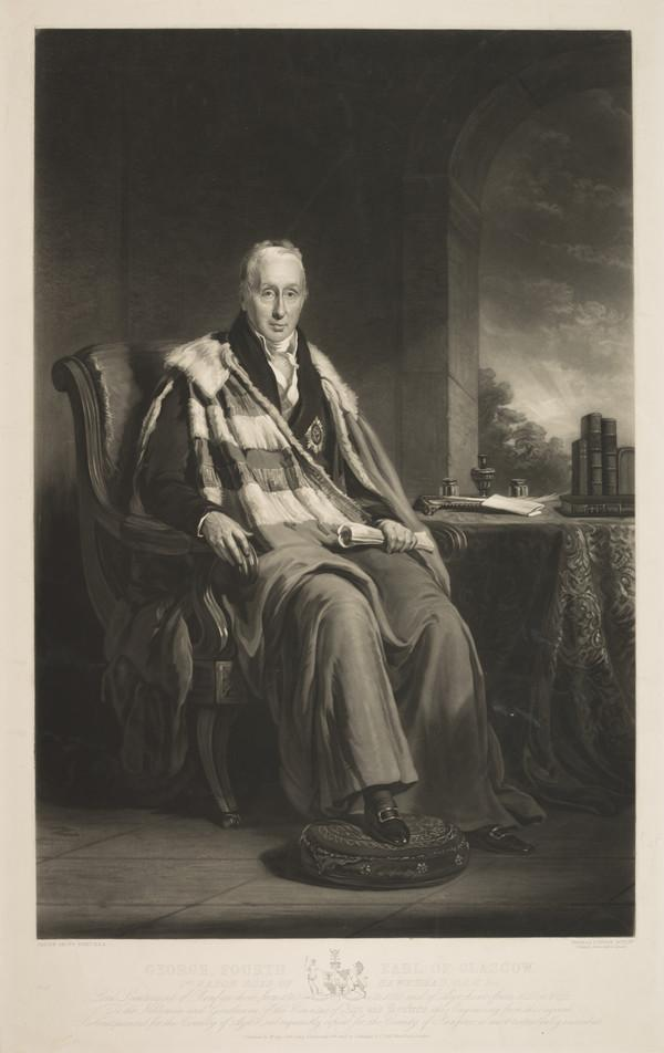 George Boyle, 4th Earl of Glasgow, 1766 - 1843