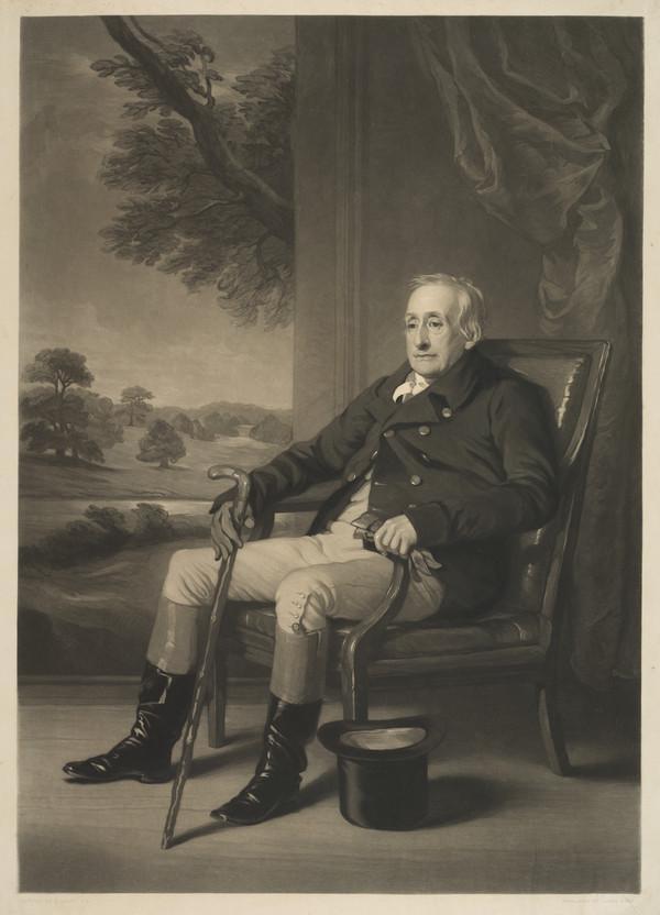 William Henry Cavendish-Bentinck, 3rd Duke of Portland. Prime minister