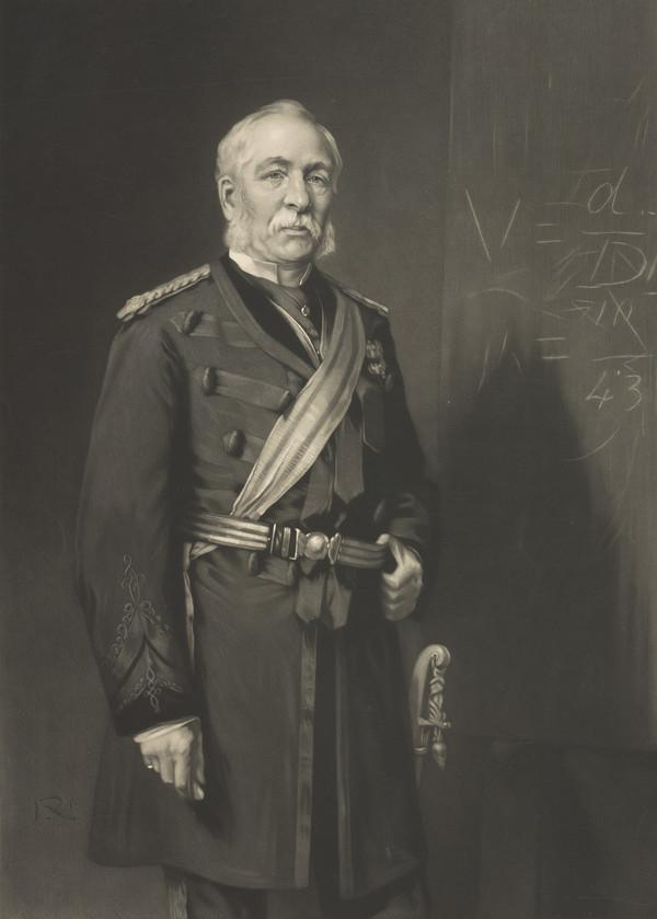 Sir Thomas Longmore, 1816 - 1895. Professor of Military Surgery; Honorary Surgeon to Queen Victoria