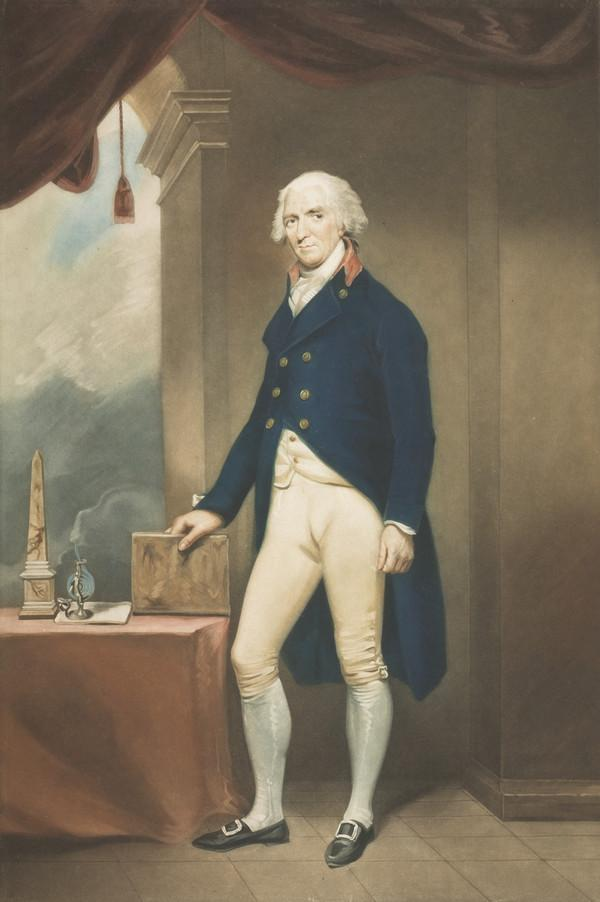 David Scott, 1746 – 1805. Merchant and Director of the East India Company (1798)
