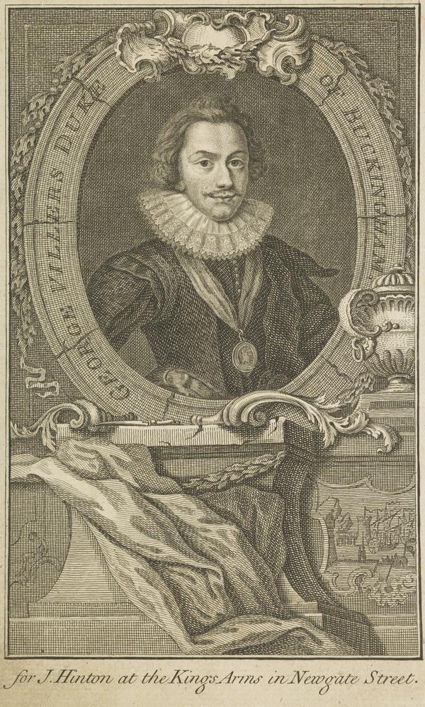 George Villiers, 1st Duke of Buckingham, 1592 - 1628