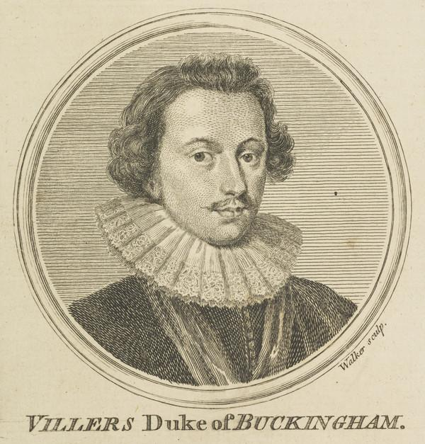 George Villiers, 1st Duke of Buckingham, 1592 - 1628 (1757)