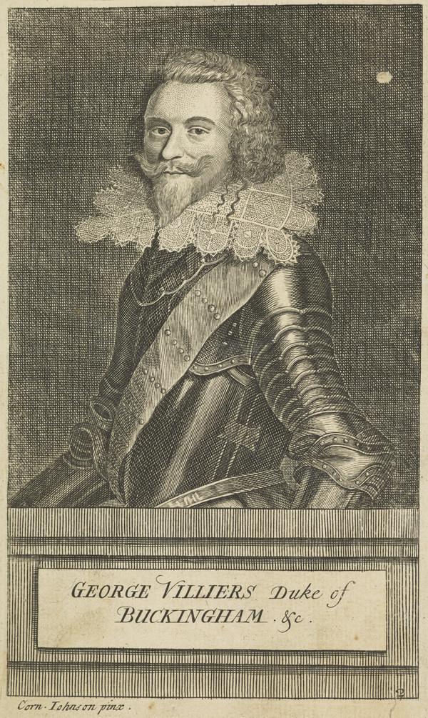 George Villiers, 1st Duke of Buckingham, 1592 - 1628 (Published 1713)