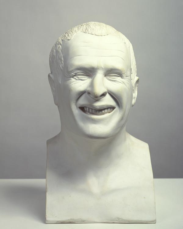 Portrait of Richard Rogers (Smiling)