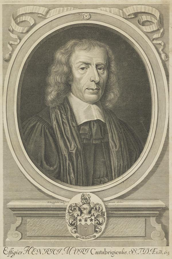Henry More, 1614 - 1687. Platonist and theologian