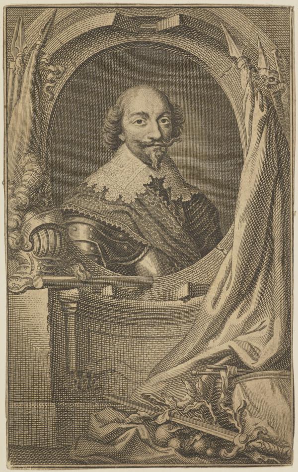 Robert Bertie, 1st Earl of Lindsey, 1582 - 1642. Royalist