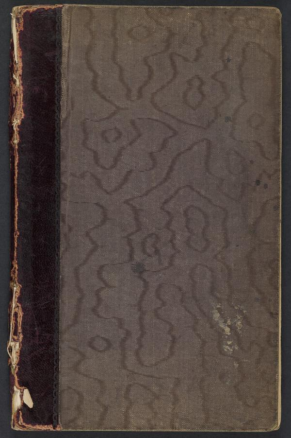 Sketchbook containing Drawings of Patrick Geddes' Children, Landscapes, Farmyards and Animals (About 1890s)