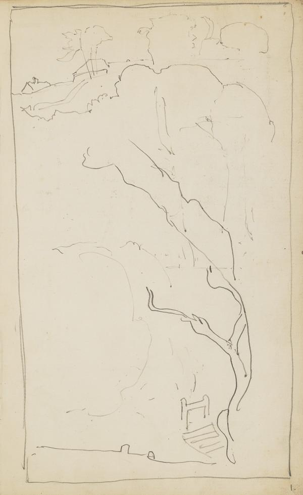 Slight Landscape Sketches (About 1890s)