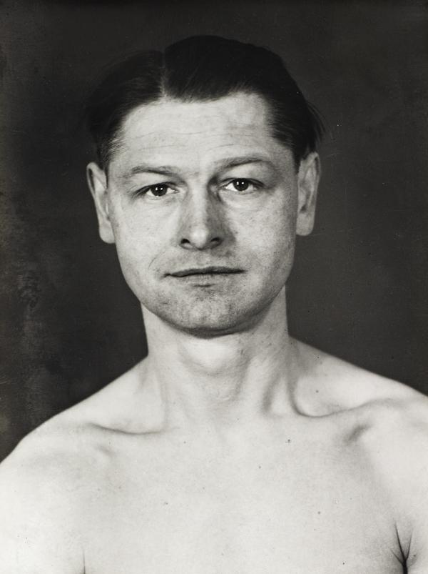 Political Prisoner, 1943 (1943)
