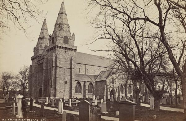Old Aberdeen Cathedral