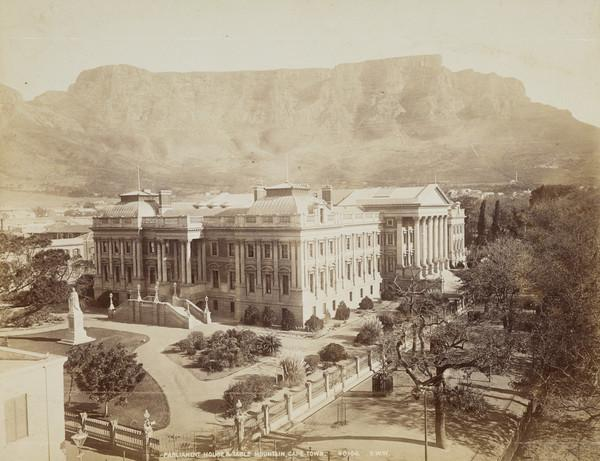 Parliament House, Cape Town