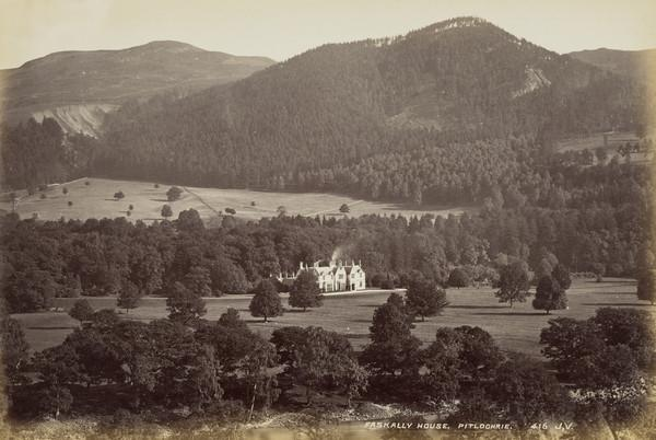 Faskally House, Pitlochrie