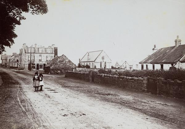 Gullane, Main Street