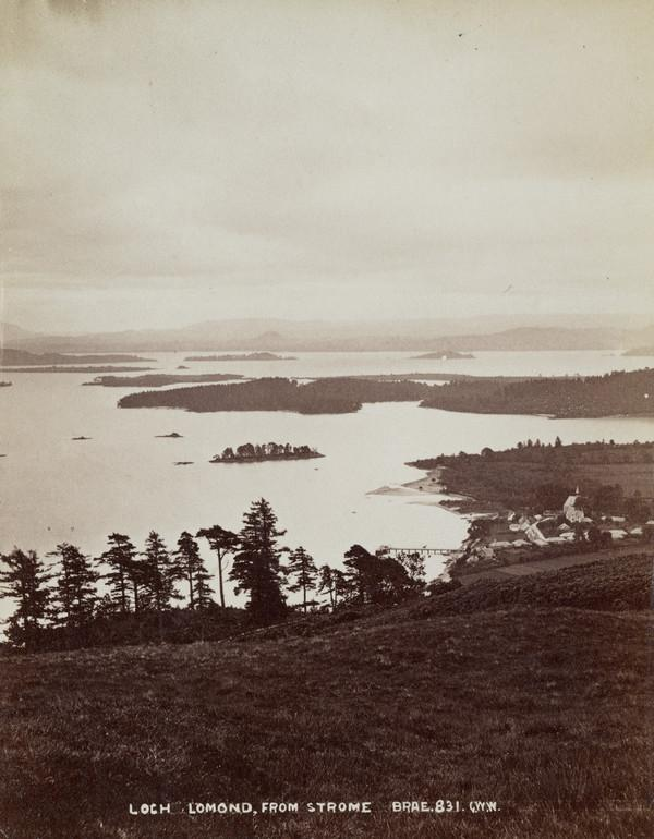 Loch Lomond - from Strome