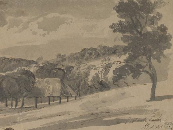 Eastwell Park, Kent (Dated 1805)