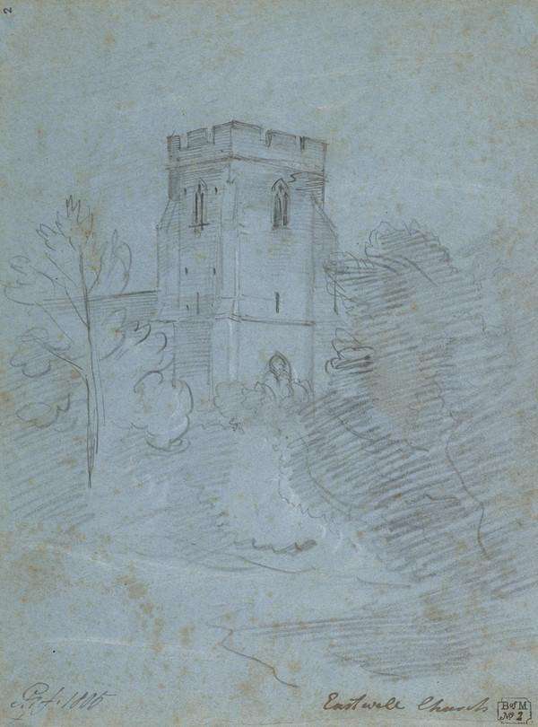 Eastwell Church, Kent (Dated 1805)