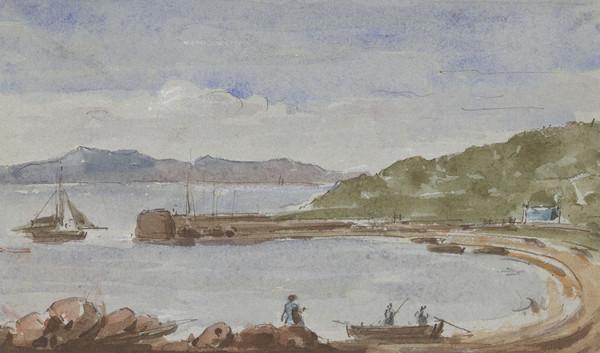 Mount Stuart Pier, Bute
