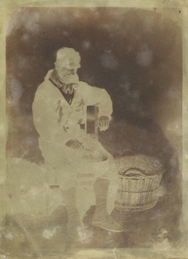 Newhaven fisherman [Newhaven 5] (1843 - 1847)