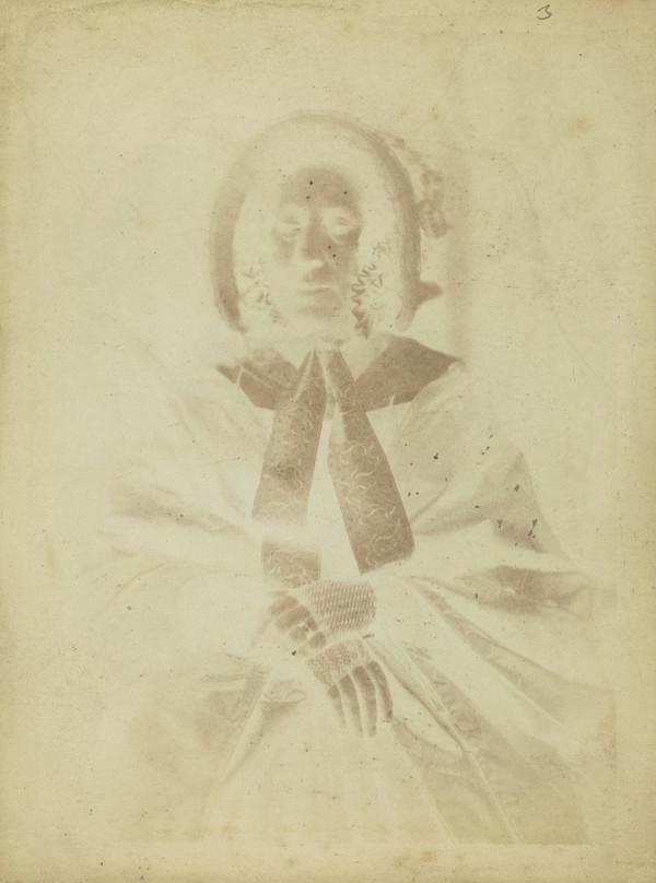 Miss Miller. Daughter of the Rev. Ebenezer Miller (1843 - 1847)