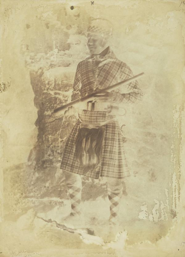 Mr Finlay, deerstalker in the employ of Campbell of Islay (17 April 1845)