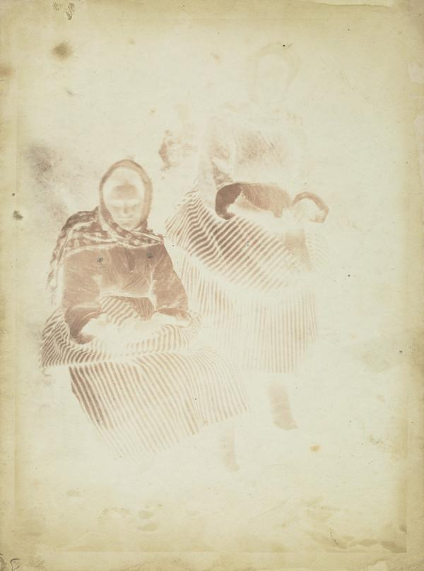 Unknown women [Newhaven] (1843 - 1847)