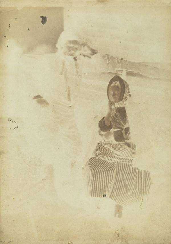 Unknown man and woman [Newhaven] (1843 - 1847)
