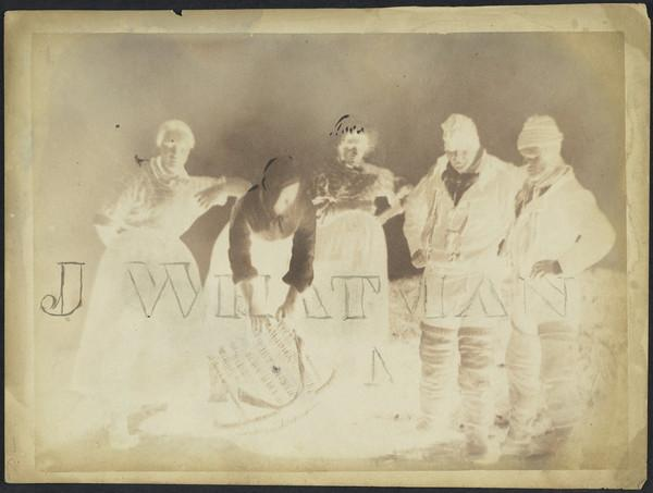 Unknown women and men [Newhaven] (1843 - 1847)