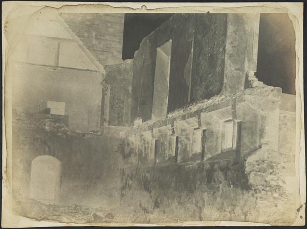 Ruin, St Andrews ? [St Andrews 68] (1843 - 1847)