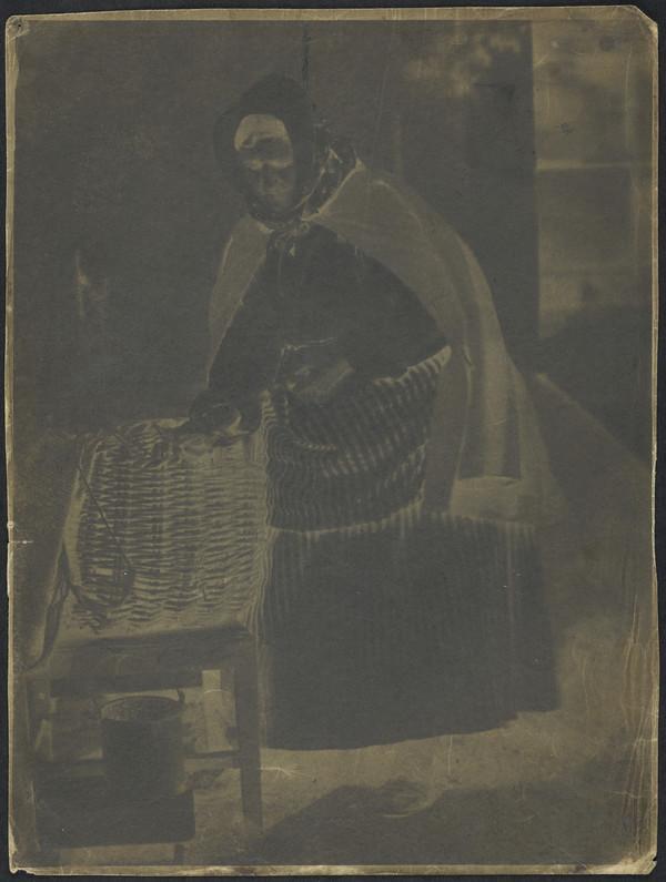 Mrs Barbara (Johnstone) Flucker [Newhaven 9]