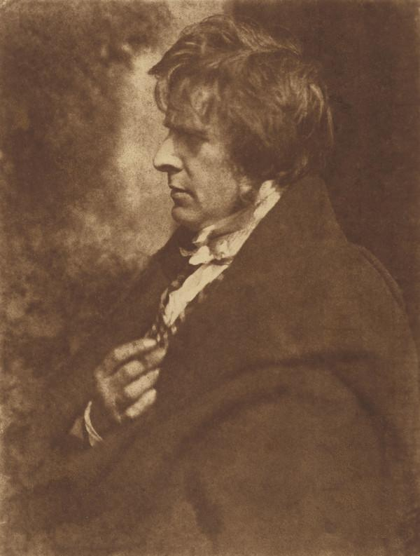 David Octavius Hill, 1802 - 1870. Artist and pioneer photographer [w]