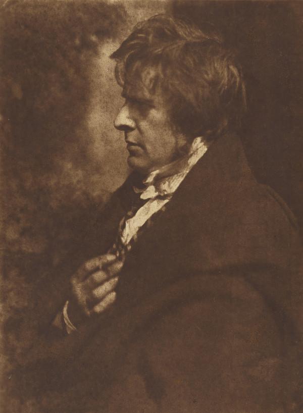 David Octavius Hill, 1802 - 1870. Artist and pioneer photographer [w] (1843 - 1847)