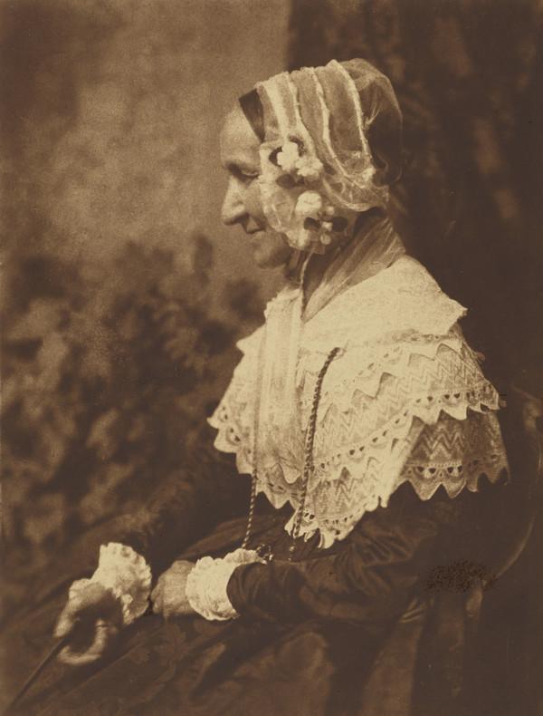 Mrs Anne (Palgrave) Rigby, 1777 - 1872 [h] (1843 - 1847)